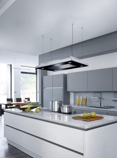 Foto cappa cucina a isola di valeria del treste 324432 - Cappe per isola cucina ...