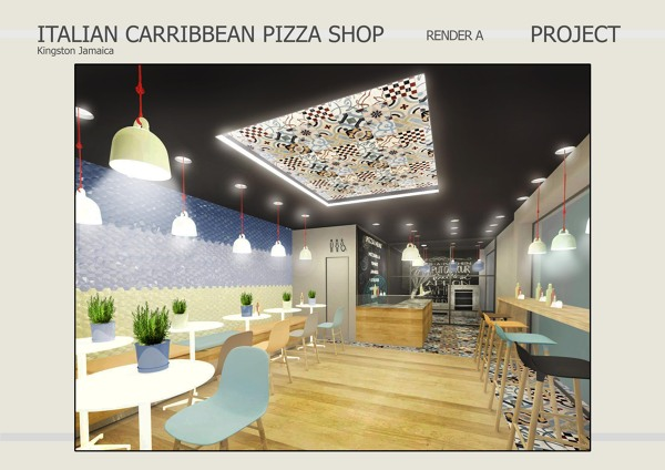 CARRIBBEAN PIZZA SHOP