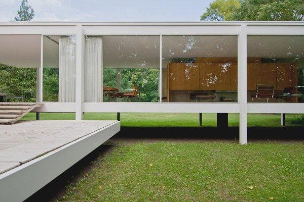 Foto casa farnsworth 3 di francesco esposito 341439 - Casa farnsworth ...
