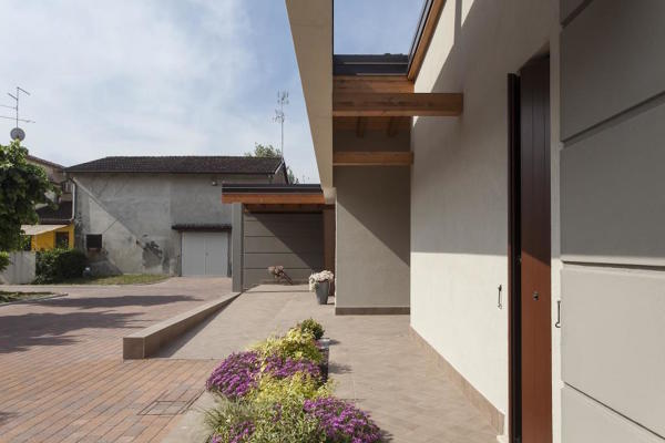 Foto casa in legno moderna di casaattiva 626847 for Casa moderna in legno