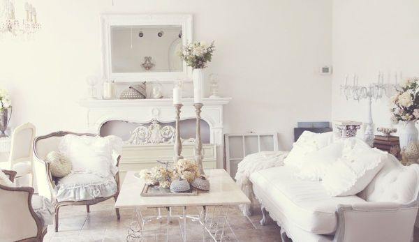 Foto casa in stile shabby chic di marilisa dones 363171 habitissimo - Arredare casa shabby ...