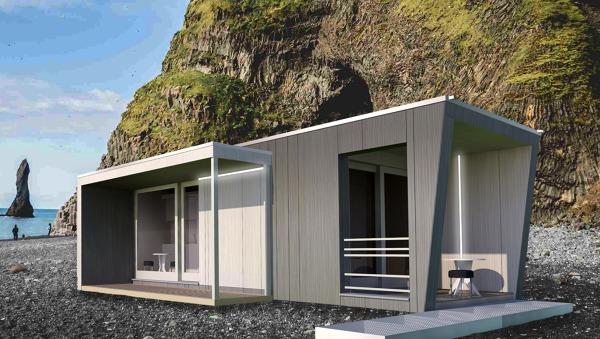 Casa Prefabbricata Design : Foto casa prefabbricata design di manuela occhetti