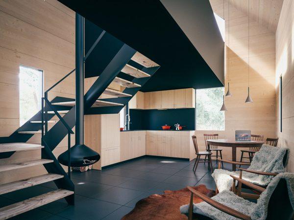 Casa Prefabbricata Design : Case prefabbricate sì ma di design! idee costruzione case