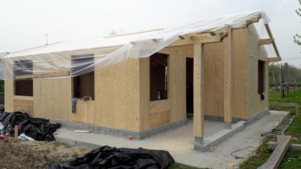 Foto casa xlam di edilmurana 497915 habitissimo for Case legno xlam