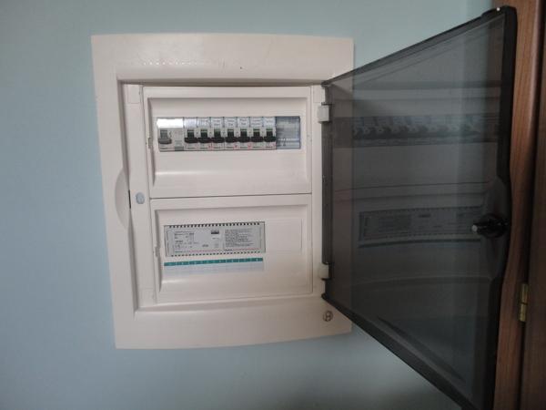 Foto centralino d 39 appartamento locale seminterrato di - Impianto elettrico casa prezzi ...