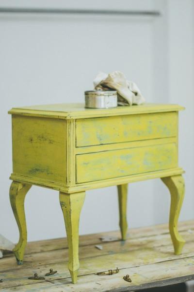 Rinnova I Tuoi Mobili Con La Chalk Paint Idee Interior Designer