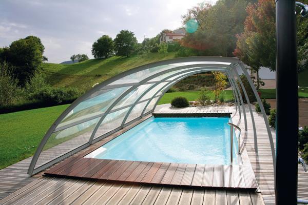 Coperture Mobili Per Piscina : Coperture per la piscina preparala per l autunno idee