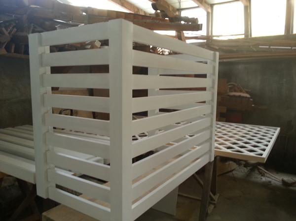 Foto copricondizionatore di architetto sarno 321611 for Copri muro esterno prezzi