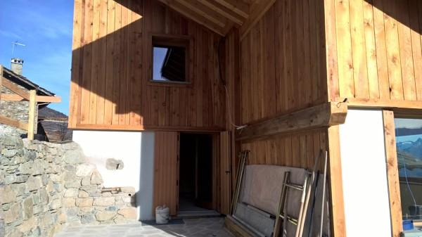 Foto costruzione casa di haus edile 355969 habitissimo for Costo di costruzione casa