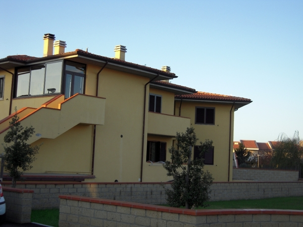 Progetto costruzione chiavi in mano di n 4 appartamenti for Progetti di costruzione di garage