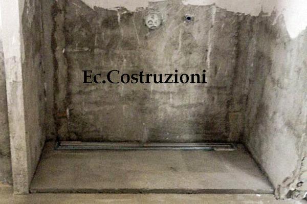 Foto creazione di doccia in muratura di e c costruzioni 150449 habitissimo - Cabina doccia muratura ...