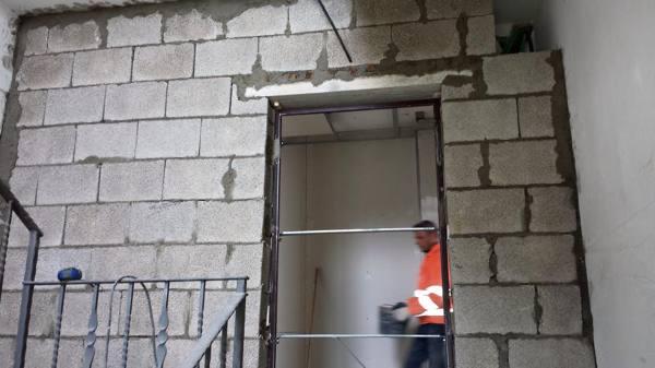 Blocchi Calcestruzzo Per Muri.Foto Creazioni Muri Interni In Blocchi Di Cemento Di Idea Verde Di De