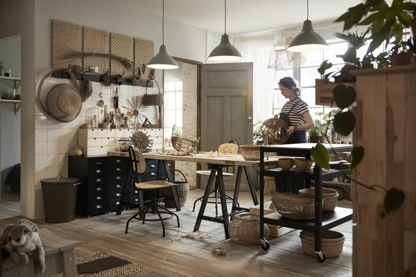 Foto: Cucina Arredata con Mobili Ikea di Rossella Cristofaro #673128 ...