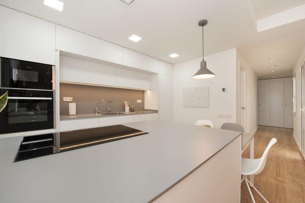 Foto: Cucina Bianca di Manuela Occhetti #738398 - Habitissimo
