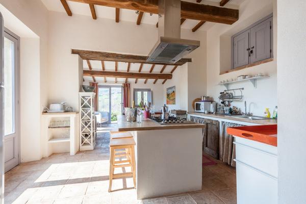 Foto: Cucina Casa di Campagna di Rossella Cristofaro #625125 ...