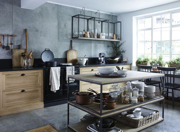 Cucina Moderna Vs Vintage: Contaminazione tra Stili | Idee ...