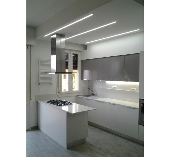 Foto cucina con isola di 266812 habitissimo - Cucina con isola misure ...