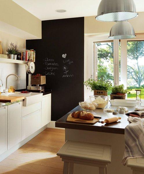 Foto: Cucina con Lavagna di Valeria Del Treste #326175 - Habitissimo