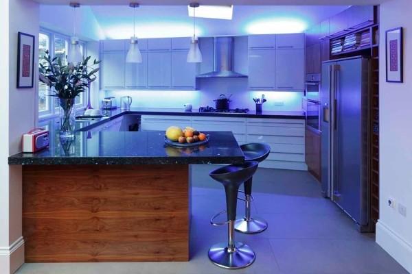 Foto: Cucina con Strisce LED di Verde Mattone Srl #334094 - Habitissimo