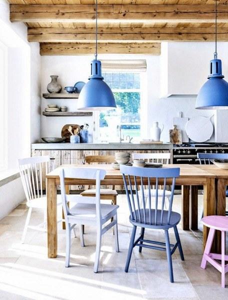 Foto: Cucina con Travi a Vista di Valeria Del Treste #308922 ...