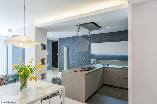 Foto cucina e zona pranzo di zero6studio 289085 for Veneta cucine bolzano