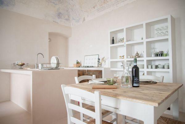 Credenza Con Cucina : Foto cucina in muratura con credenza di rossella cristofaro