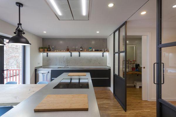 Cosa Non Puo Mancare In Una Cucina In Stile Industriale Idee Ristrutturazione Cucine