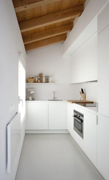 Foto: Cucina Piccola Total White di Marilisa Dones #360557 ...