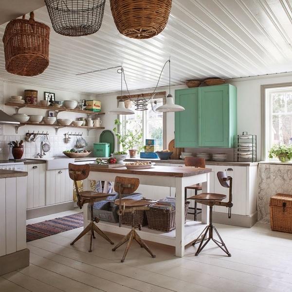 Foto: Cucina Provenzale di Valeria Del Treste #308935 - Habitissimo