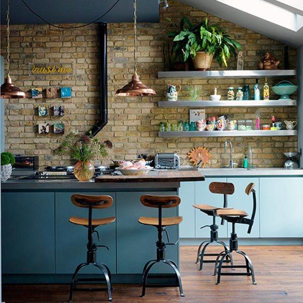 Foto: Cucina Stile Industriale di Valeria Del Treste #311885 ...