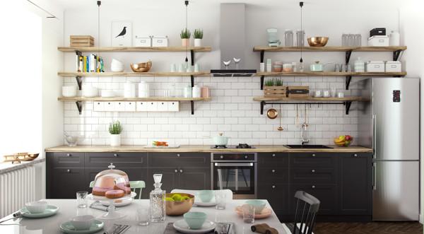 Foto cucina stile nordico di manuela occhetti habitissimo