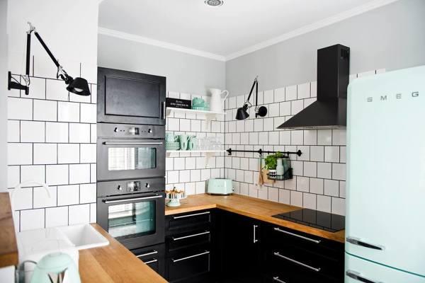 Foto: Cucina Stile Vintage di Federica Bossoni #651584 - Habitissimo