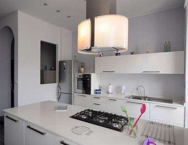 Foto: Cucina Total White di D\'amico Casa Design #424095 - Habitissimo