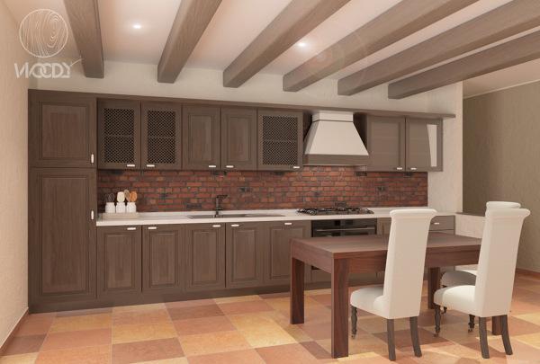 Foto: Cucine Rustiche su Misura di Woodydesign #645302 - Habitissimo