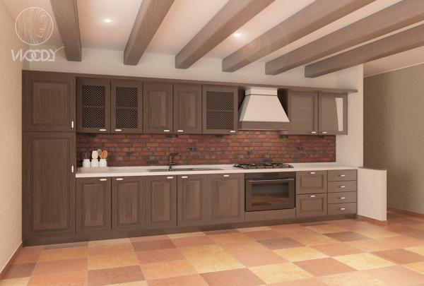 Foto: Cucine Rustiche su Misura di Woodydesign #645303 ...