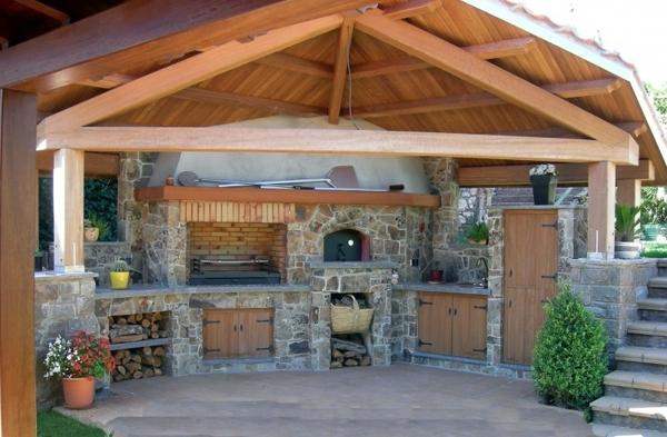 Foto cucine rustiche di valeria del treste 277067 habitissimo - Foto terrasse bois ...