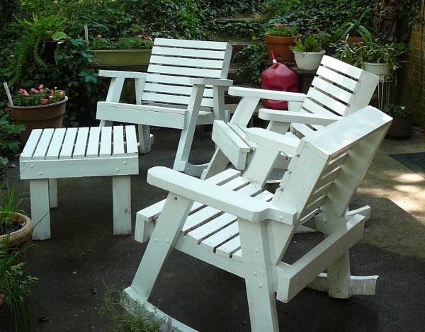 Costruire Una Sedia A Dondolo Fai Da Te.Idee Per I Tuoi Momenti Relax Come Costruire Una Sedia A Dondolo