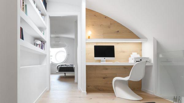 Ricava Un Angolo Studio Nel Tuo Salotto Idee Interior Designer
