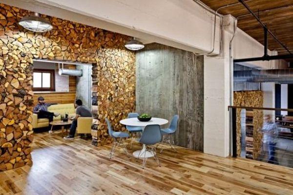Arredamento Ufficio Rustico : Come arredare un ufficio in stile rustico idee interior designer