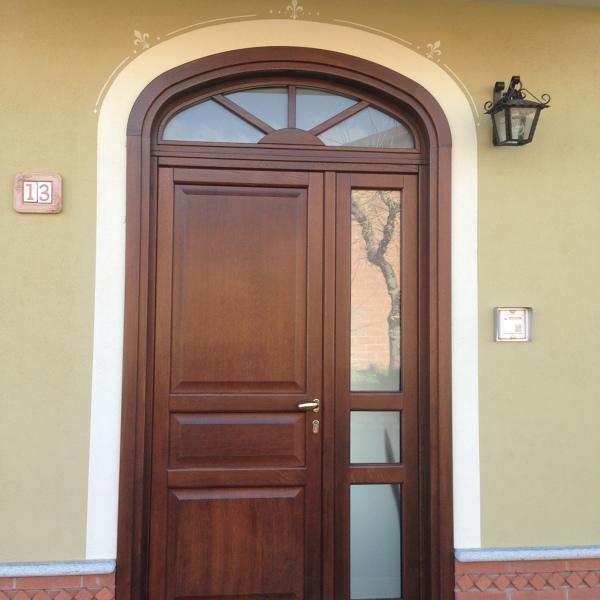 Foto decorazione portoncino ingresso di colorteck 405076 for Portoncino ingresso prezzi