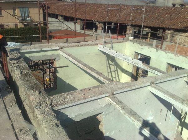 Demolizione Solaio In Legno.Foto Demolizione Solaio Di Edil Nuova 291745 Habitissimo