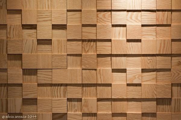 Foto: Dettaglio Mosaico In Legno di Architetto Andrea Orioli #455886 ...