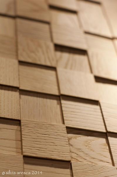 Foto: Dettaglio Mosaico In Legno di Architetto Andrea Orioli #455903 ...