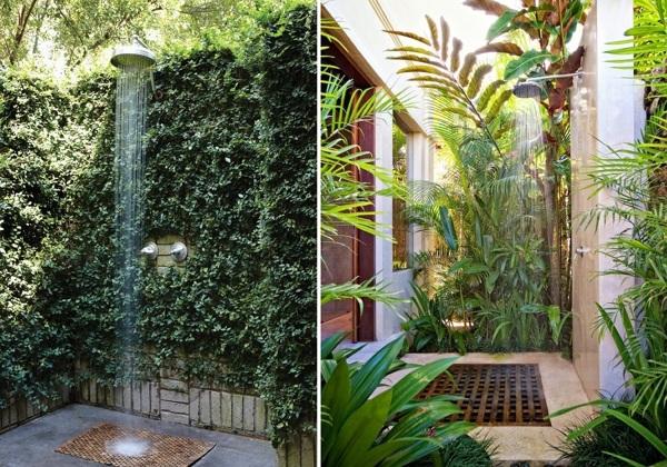 Foto doccia da giardino di valeria del treste 310649 - Doccia per giardino ...
