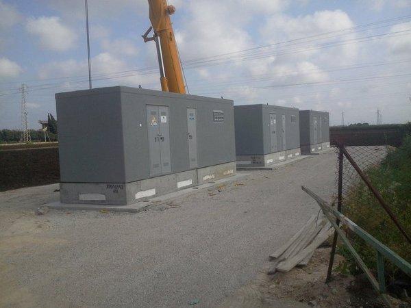Progetto realizzazione cabine elettriche prefabbricate idee