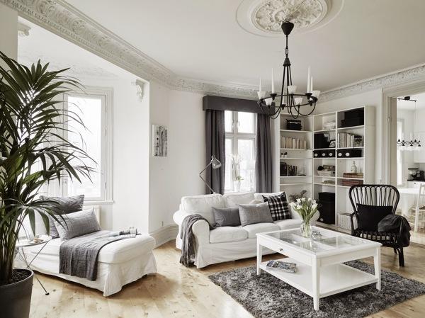 Foto finestre bianche in alluminio di marilisa dones 349343 habitissimo - Finestre bianche ...