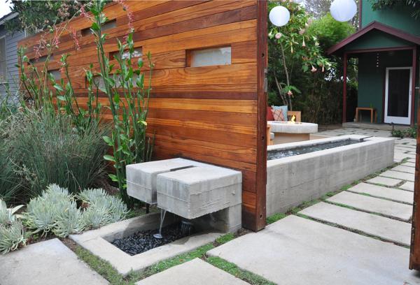 Idee Fontane Da Giardino A Muro Moderne.Fontane Decorative Un Oasi Nella Tua Terrazza O Giardino Idee