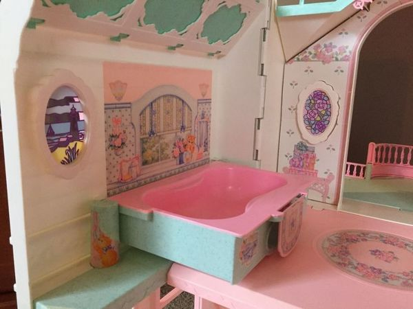Vasca Da Bagno Barbie Anni 70 : Barbie bathtub that really worked it even had a little pump that