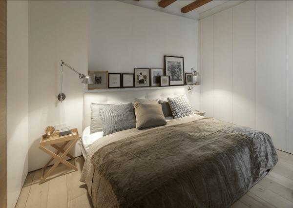 Idee Salvaspazio Camera Da Letto : Foto idee per la camera da letto di rossella cristofaro