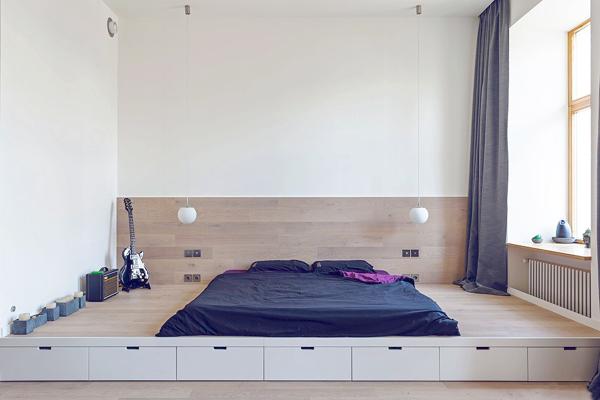 Soluzioni Salvaspazio Camera Da Letto : Foto idee salvaspazio per la camera da letto di rossella